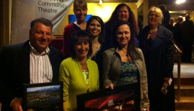 Karis Wins Civic Award