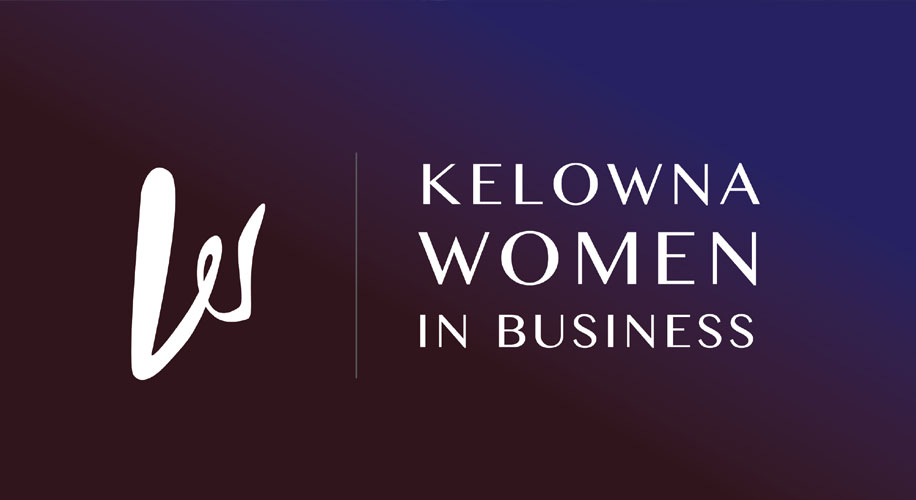 Karis thanks Kelowna Women in Business