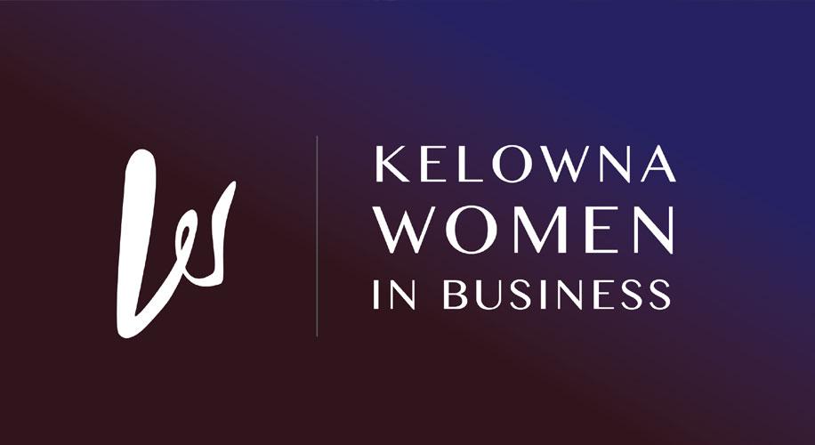 Karis thanks Kelowna Women in Business