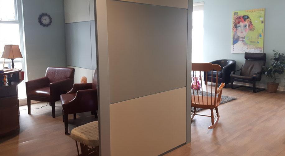 Parenting Room Renovation