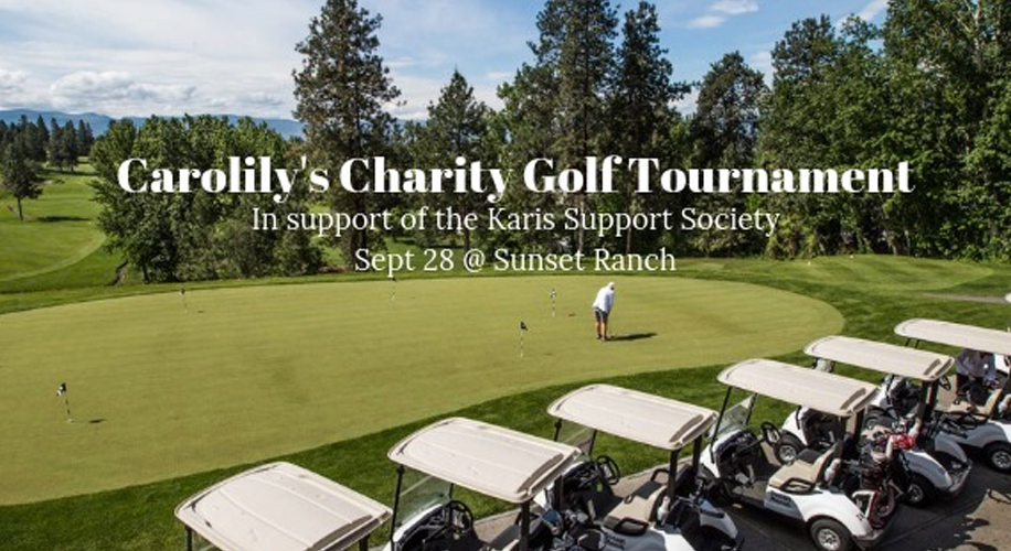 Carolily Charity Golf Tournament