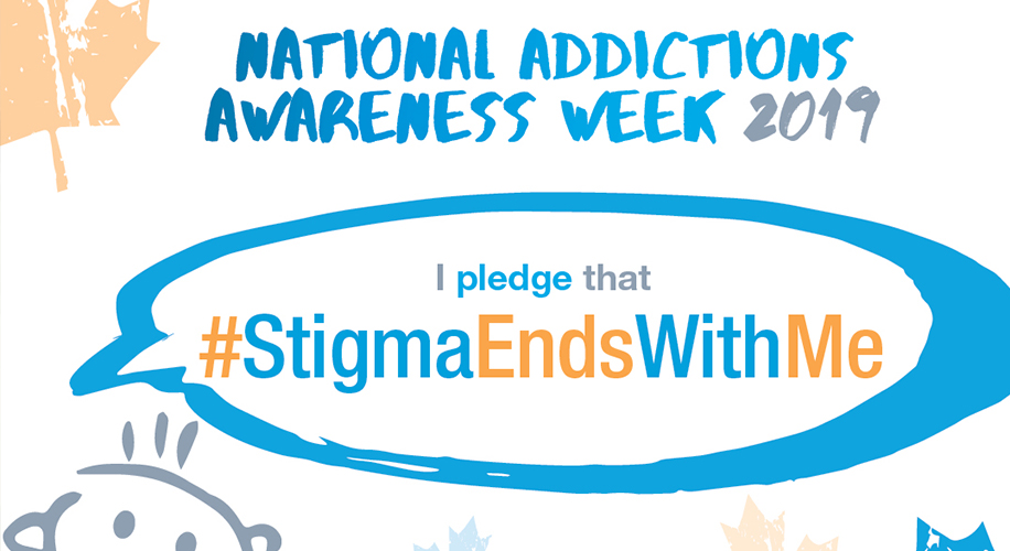 National Addictions Awareness Week